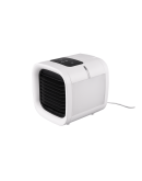Trio Tafelventilator / Watertank Icecube RGB LED | Wit  Overigen