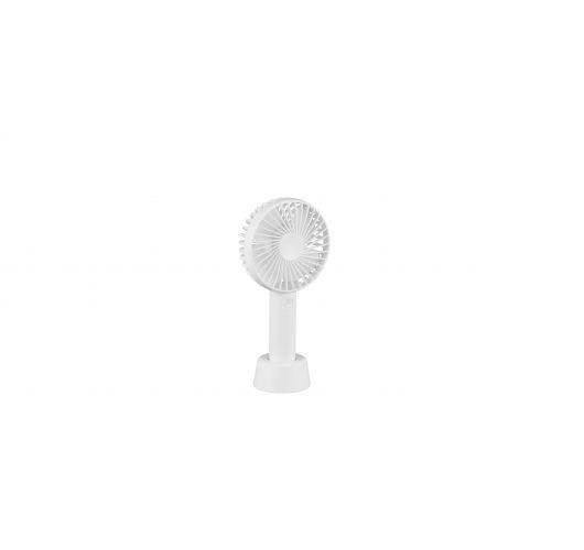 Trio Tafelventilator Windy Oplaadbaar (USB) | Wit Ventilatoren