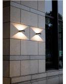 Trio Wandlamp Reno LED IP54 | Antraciet Overigen