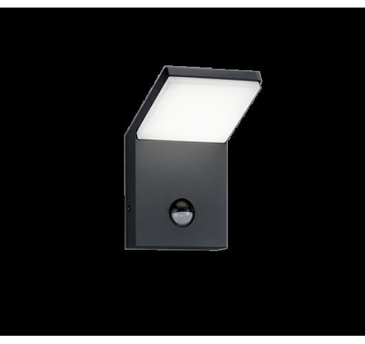Trio Wandlamp Pearl LED IP54 Bewegingssensor   Antraciet Overigen