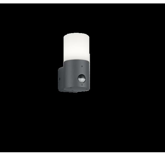 Trio Wandlamp Hoosic IP44 Bewegingssensor | Antraciet Overigen