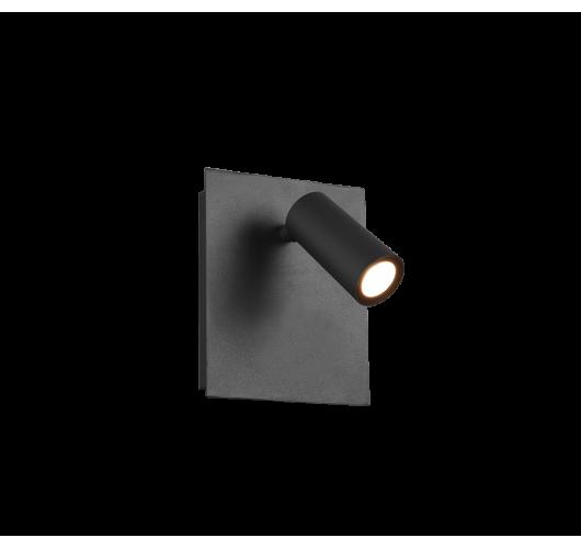 Trio Wandlamp Tunga LED IP54 | Antraciet Overigen