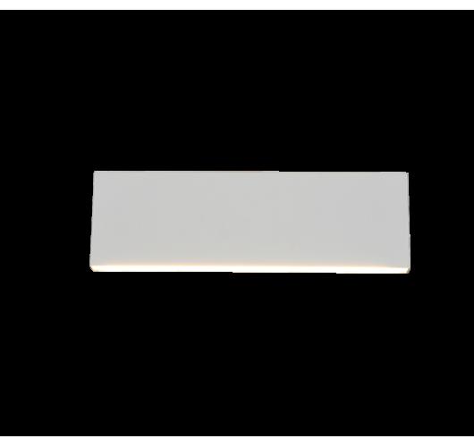 Trio Wandlamp Concha LED Breedte 28CM | Wit Wandlampen