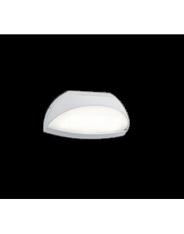 Trio Wandlamp Muga LED IP54 | Wit