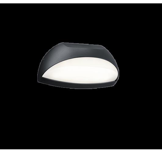 Trio Wandlamp Muga LED IP54   Antraciet Overigen