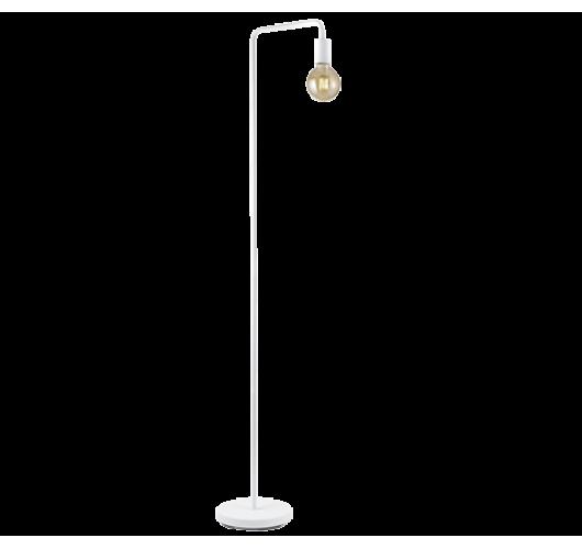 Trio Vloerlamp Diallo | Mat Wit Vloerlampen
