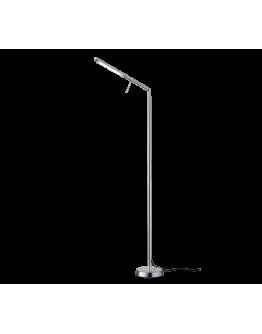 Trio Vloerlamp Filigran LED | Nikkel Mat