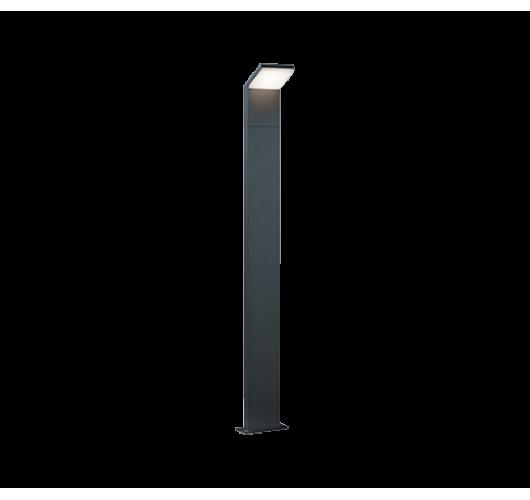 Trio Paal / Sokkel Pearl LED IP54 H 100CM | Antraciet Overigen
