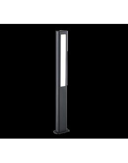 Trio Paal / Sokkel Rhine LED IP54 H 100CM | Antraciet