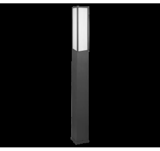 Trio Fuerte Paal 155cm LED | Antraciet Overigen