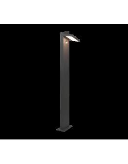 Trio Paal Horton 100 CM LED / Bewegingssensor | Antraciet