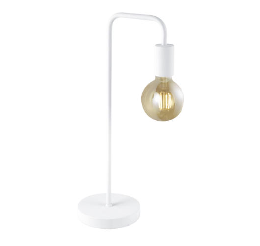 Trio Tafellamp Diallo   Mat Wit Tafellampen