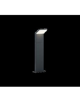 Trio Paal / Sokkel Pearl LED IP54 H 50CM | Antraciet
