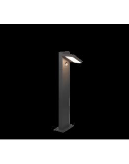 Trio Paal Horton 50 CM LED / Bewegingssensor | Antraciet