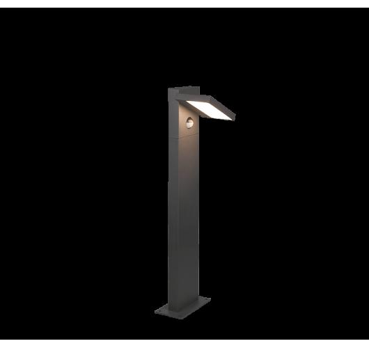 Trio Paal Horton 50 CM LED / Bewegingssensor | Antraciet Overigen
