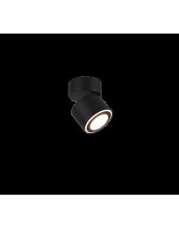 Trio Inbouwplafondspot Taurus LED | Zwart