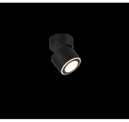 Trio Inbouwplafondspot Taurus LED | Zwart Plafonnières