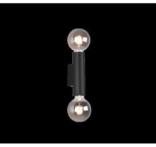 Trio Wandlamp  Vannes Up/Down | Zwart Hanglampen