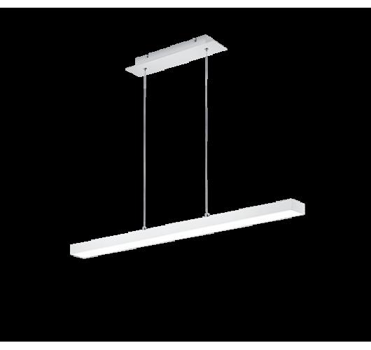 Trio Hanglamp Agano Led Geïntegreerd | Mat Wit Hanglampen