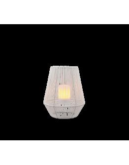 Trio Mineros Tafellamp 30cm Dag/Nacht sensor IP44 | WIT