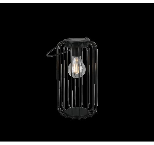 Trio Cotoca Tafellamp LED Sensor | Zwart Tafellampen