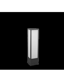 Trio Fuerte Paal 60cm  LED | Antraciet