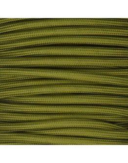 Strijkijzersnoer Groen 2 x 0.75 mm | Per meter | Maak je eigen unieke lamp!