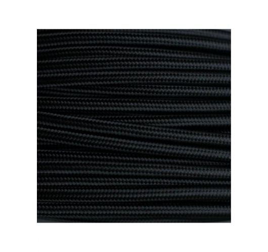 Strijkijzersnoer Zwart 2 x 0.75 mm   Per meter   Maak je eigen unieke lamp!