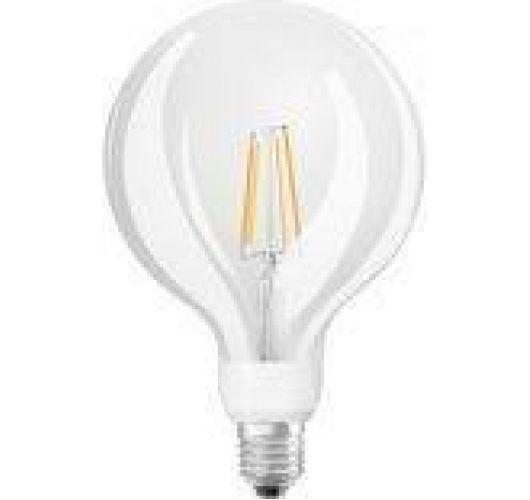 Osram Parathom+ Classic Globe 125mm Glowdim Filament 7-60W/827  LED-lampen