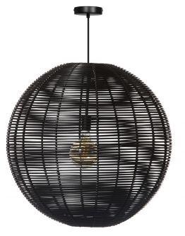 ETH Hanglamp Black Jack Ø70 CM | Zwart