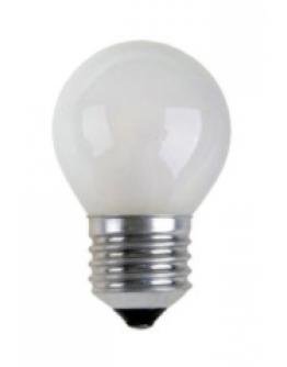Kogellamp 15w E27 Mat