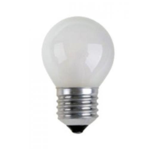 Kogellamp 15w E27 Mat Gloeilampen