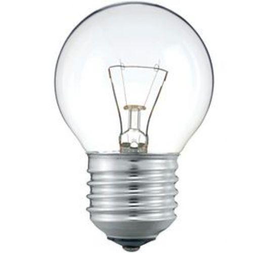 Kogellamp 15W E27 Helder Gloeilampen