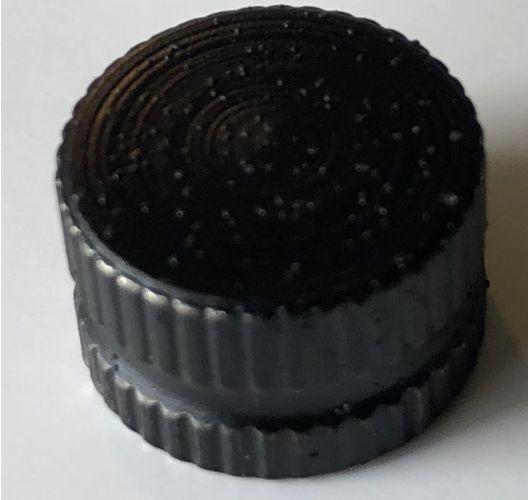 Losse Dop t.b.v. Plafondbalk Zwart (900 en 1200 mm) Overigen