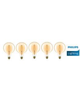 Lichtbron pakket Dijkos 5 dimbare LED lampen KORTING