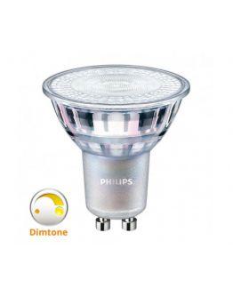 Philips LED spot Classic 3.7W - 35W GU10 36 Graden DimTone